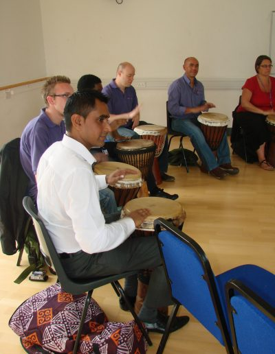 African Drumming 4