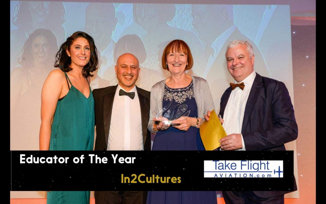 In2Cultures – Winners at the Pride of Stratford Awards 2017